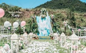 庆隆·南山高尔夫球会-《答案》婚礼图片