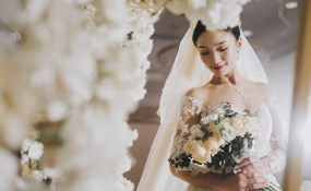 3月3日总府皇冠假日酒店婚礼 案例图片
