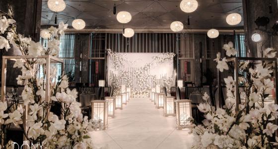 白玉霓裳-婚礼策划图片