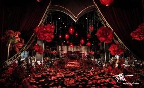 墨宴-《拾光.伊人有约》》婚礼图片