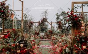 心花怒放PARTY花园-夏日浆果婚礼图片