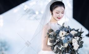 成都百悦希尔顿逸林酒店-韩式简约婚礼图片