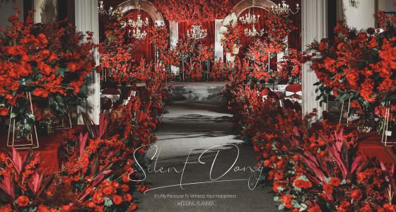 Red Rose-婚礼策划图片