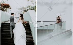 石化国际酒店-神仙颜值的小姐姐婚礼图片