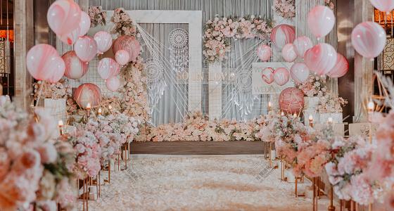 甜甜的爱-婚礼策划图片