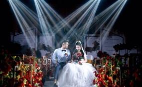 成都世纪城天堂洲际大饭店-俏皮活泼(日系)婚礼图片