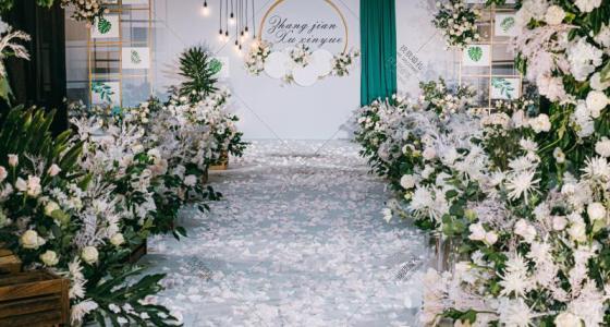 zhangjian&xuxinyue wedding-婚礼策划图片