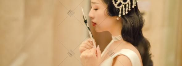 凤凰国际大酒店-复古小清新婚礼图片