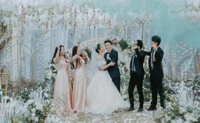 彭祖酒庄-Love Story婚礼图片