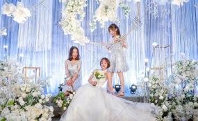 诺亚方舟酒店创业路30号-爱的花环婚礼图片