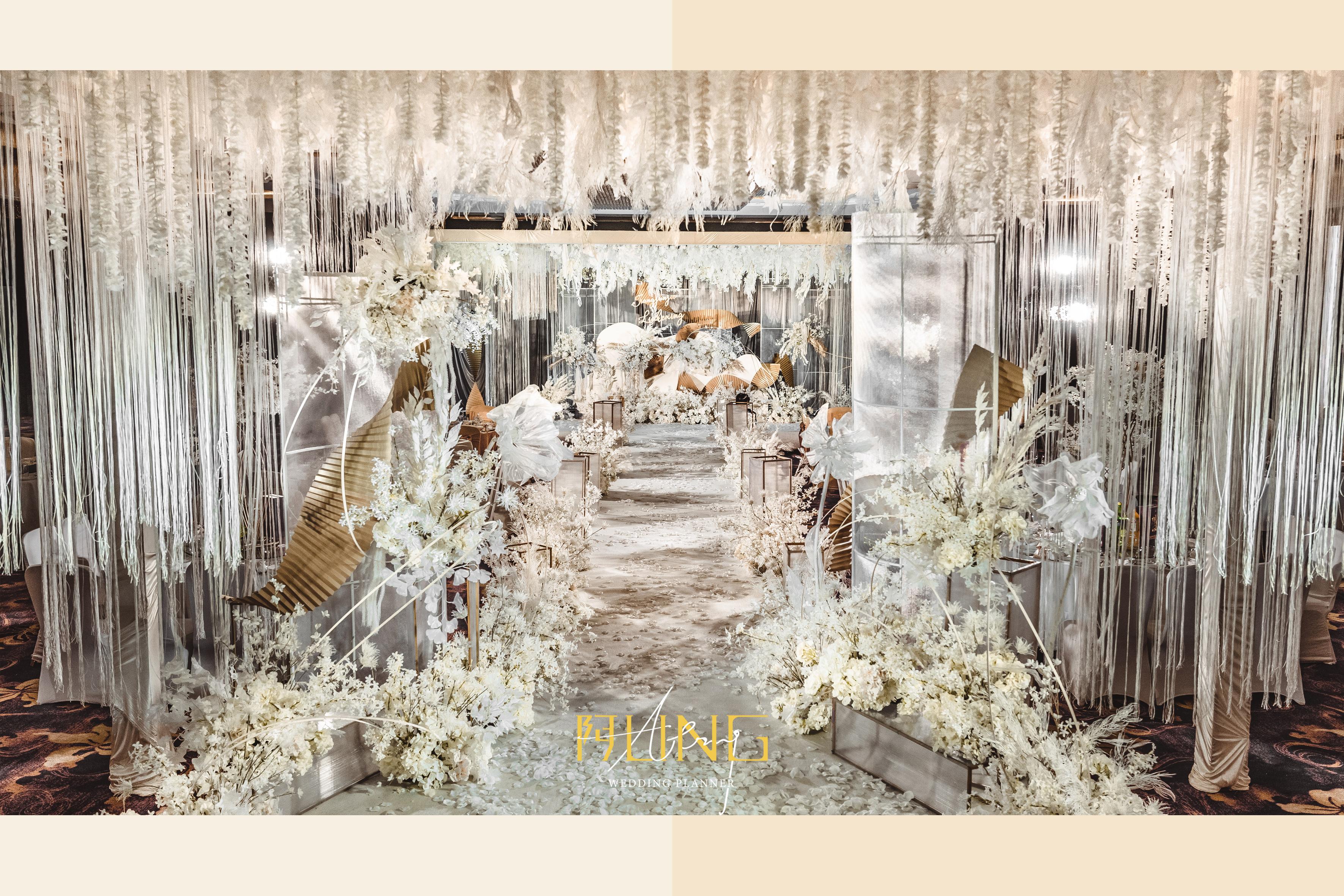 期许婚礼图片