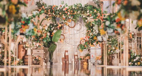 浮世三千-婚礼策划图片
