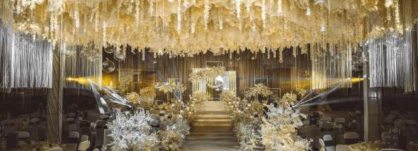 亚太大酒店-巷陌繁花婚礼图片
