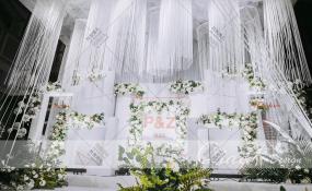 俏巴渝大饭店(新牌坊店)佳园路2号康田凯旋国际2-3层-be your side婚礼图片