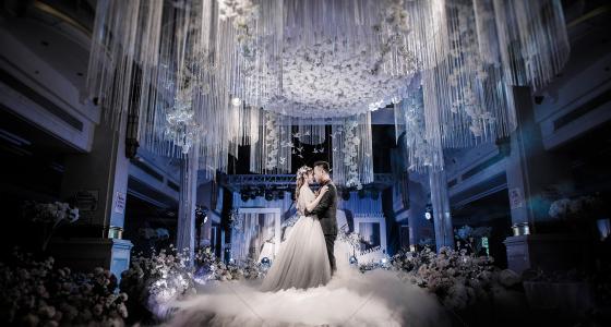 一见钟情-婚礼策划图片