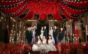 成都尊悦豪生酒店-《盛宴》抓拍经典瞬间婚礼图片