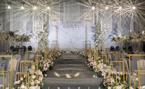 成都凯宾斯基饭店-舞台剧与婚礼婚礼图片