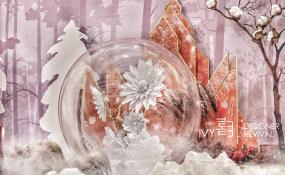 俏巴渝大饭店(新牌坊店)佳园路2号康田凯旋国际2-3层-惊鸿婚礼图片