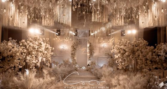高级奶茶色-婚礼策划图片