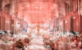 重庆万豪酒店-《绽》婚礼图片