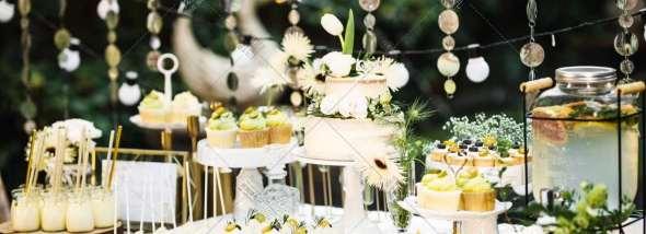 四川省成都市武侯区香榭花园法餐厅-户外,小清新婚礼图片