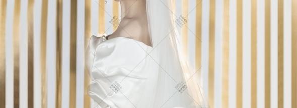成都协信中心希尔顿酒店-韩式简约婚礼图片