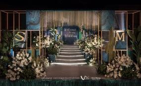 艾克美雅阁大酒店(东南门)-《祖母绿》婚礼图片