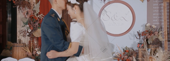 金阳尚城酒店-秋后果实婚礼图片