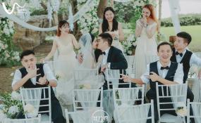 西蜀森林酒店-户外草坪婚礼婚礼图片