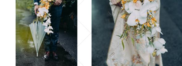 重庆益邦南山会所-是雨天婚礼图片