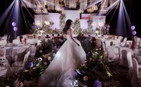 万达嘉华酒店-森林婚礼图片