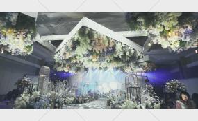 峨眉山月花园饭店-一切都是缘分的安排婚礼图片