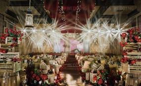 成都华尔道夫酒店-写给时间的情书 婚礼图片
