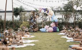 幸福城-嘉年华婚礼图片