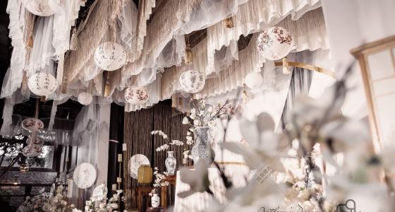诗经 · 蒹葭-婚礼策划图片