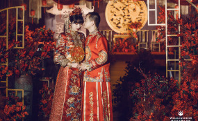纯中式婚礼 案例图片
