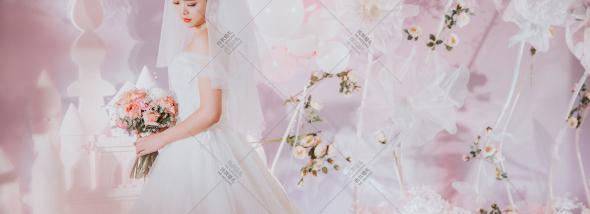 哈曼酒店-粉色婚礼图片