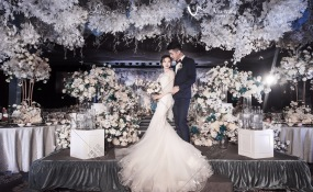 瑞升·芭富丽大酒店-《冰蓝之舞》婚礼图片
