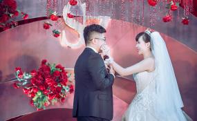重庆喜来登大酒店-喜来登酒店婚礼婚礼图片