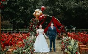 十八步岛别墅-有爱 有温度婚礼图片