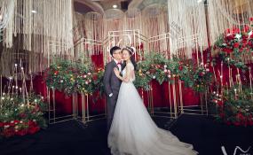 菲美斯酒店-月亮代表我的心婚礼图片