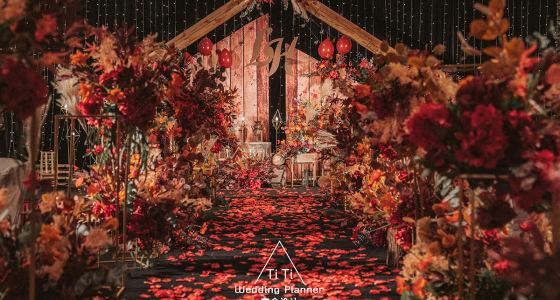复古婚礼-婚礼策划图片