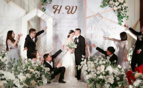 成都瑞城名人酒店-一房 两人 三餐 四季...婚礼图片
