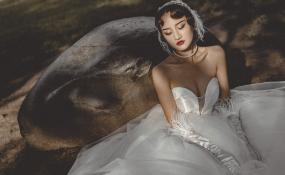 欧美复古新娘 案例图片