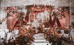 重庆渝融豪生酒店-花开日渐盛婚礼图片