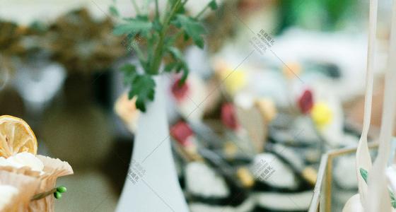 秋-婚礼策划图片