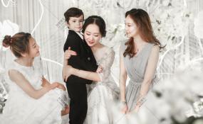 成都凯宾斯基饭店-简单爱 暖暖的婚礼图片