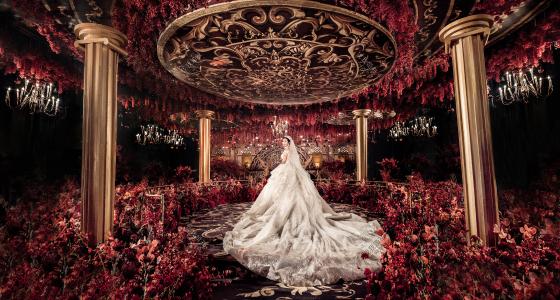 Long lost European style-婚礼策划图片