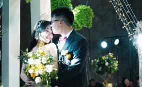 重庆富力假日酒店-PNK婚礼双机婚礼图片