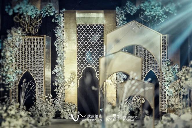 无尽-白其它主题婚礼照片